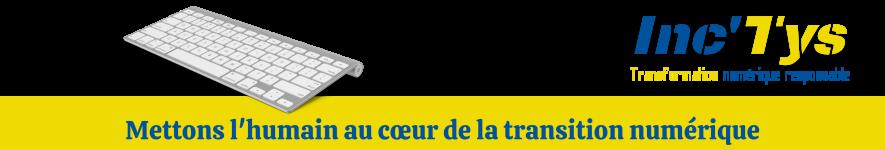 Logo de E-formation by Inc' Tys